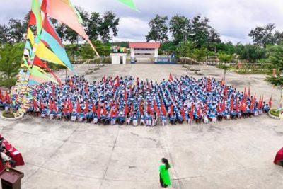 Khai giảng năm học 2016 -2017