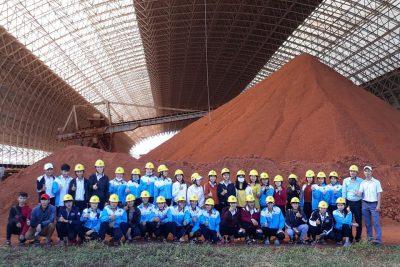 Kế hoạch về việc tham quan, thực tế nhà máy sản xuất Alumin Nhân Cơ  tại Công ty nhôm Đăk nông – KTV