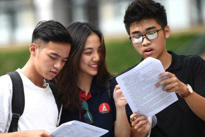 Lịch coi thi thử THPT Quốc gia, Năm học 2018-2019