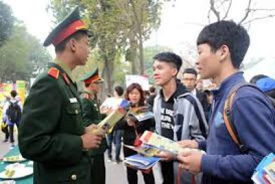 Tài liệu hỏi đáp về tuyển sinh quân sự vào các học viện, trường trong quân đội năm 2019